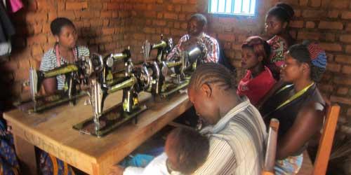 DR Congo: Women's Economic Empowerment Reduces Domestic Violence