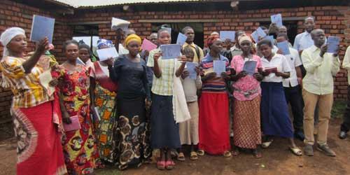COFAPRI at Ten Years: A Giant Step for Rural DRC Communities