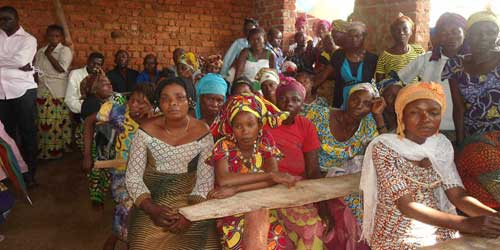 Rights and Development in DRC Villages #IWD2020