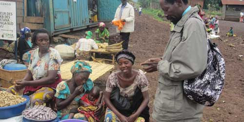 Empowering widows of armed conflict in DR Congo