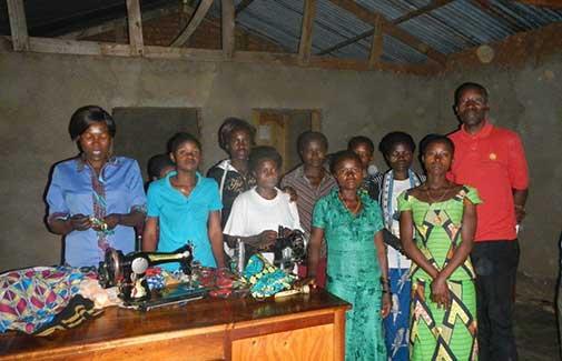 Sewing & Knitting Programme